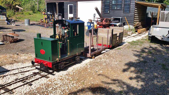 Train for Sale